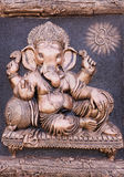 Crafted Lord Ganesha Stock Photos