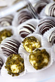 Crafted Truffles Stock Images