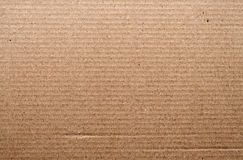 Crafting cardboard texture Royalty Free Stock Images