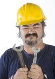 craftman сильная стоковая фотография rf
