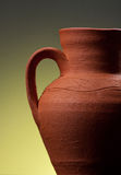 Crafts 09. Handicrafts, made ​​of clay and photographed at studio Royalty Free Stock Images