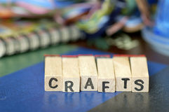 Crafts Stock Image
