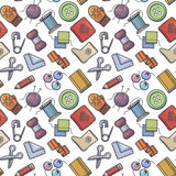 Crafts background Royalty Free Stock Photo