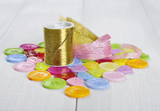 Crafts concept Stock Photography