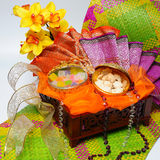 Crafts Display Royalty Free Stock Image
