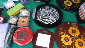 Crafts in Santa cruz. Bolivia, south America. Stock Images