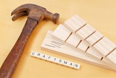 Craftsman Stock Photography