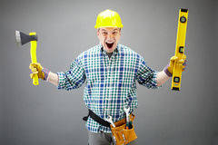 Craftsman Stock Photo
