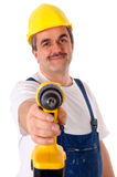 Craftsman Royalty Free Stock Image