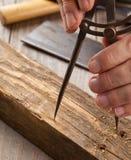 Craftsman Royalty Free Stock Images