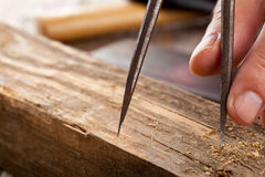 Craftsman Royalty Free Stock Photos