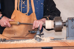 Carpenter craftsman Stock Photography