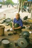 Craftsman cutler stock images