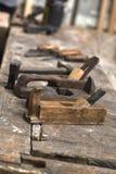 Craftsman tools Stock Photography