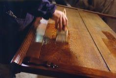 Craftsman on work Royalty Free Stock Image