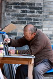 Craftsman work Stock Photo