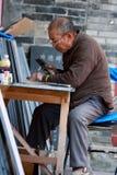 Craftsman work Royalty Free Stock Photo