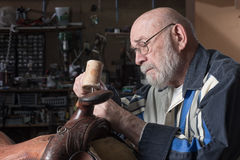 craftsmanship Imagens de Stock