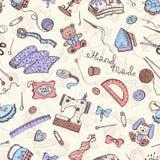 Craftsmanship background Royalty Free Stock Image