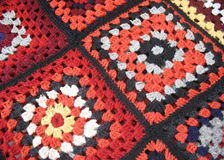 Craftsmanship of knitting Royalty Free Stock Image