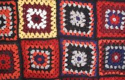 Craftsmanship of knitting Stock Photo