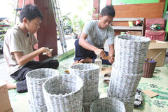 Craftsmen Royalty Free Stock Photo