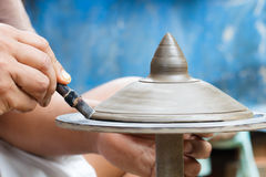 Craftspeople and Local Artisans Royalty Free Stock Photo