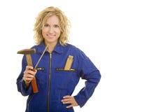 Craftswoman Imagem de Stock