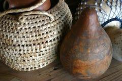 Craftwork africano Fotografia de Stock Royalty Free