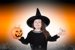 Crafty Witch Stock Images