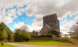 Craggaunowen castle in Co. Clare - Ireland Royalty Free Stock Photos