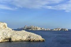 Craggy береговая линия стоковая фотография rf