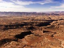 craggy ландшафт стоковая фотография