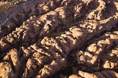 Craggy Landscape Stock Image