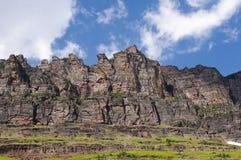 Crags of Glacier Park Stock Photos
