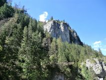 Crags near Zakopane, Poland Stock Photo