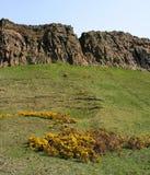 crags Salisbury Zdjęcie Royalty Free