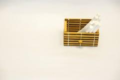 Craies blanches Photo libre de droits