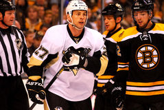 Craig Adams Pittsburgh Penguins Immagine Stock