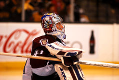 Craig Anderson Colorado Avalanche Stock Photography