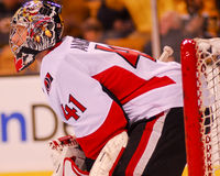 Craig Anderson Ottawa Senators Royalty Free Stock Photos