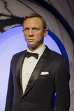 Craig daniel. In the famous wax museum Madame tussauds london, england royalty free stock photography