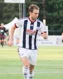 Craig Dawson, West Bromwich Albion Royalty Free Stock Images
