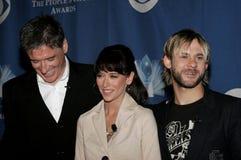 Craig Ferguson, Jennifer Love Hewitt και Dominic Monaghan Στοκ Εικόνες