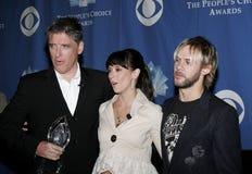 Craig Ferguson, Jennifer Love Hewitt Monaghan i Dominic, Zdjęcie Stock