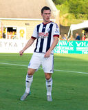 Craig Gardner, West Bromwich Albion Royalty Free Stock Photo