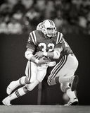 Craig James New England Patriots Royalty-vrije Stock Fotografie
