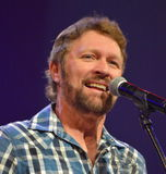 Craig Morgan playing the Grand Ole Opry Royalty Free Stock Photography