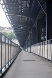 Craigavon bro, Derry - Londonderry som är nordliga - Irland Fotografering för Bildbyråer