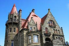 Craigdarroch castle Royalty Free Stock Photo